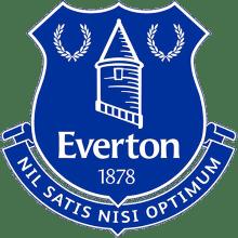 Футболки, майки и другая одежда футбольного клуба Эвертон