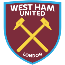 Футболки, майки и другая одежда футбольного клуба Вест Хэм Юнайтед